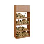 OFYR WOOD STORAGE 100 - Stahlregal