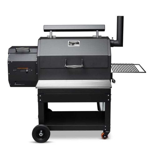 Yoder YS-640S Pellet Grill Modell 2020 mit Adaptivem Control System (ACS) und WIFI