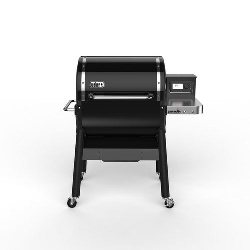 Weber Smokefire EX4 GBS Holzpelletgrill-Black