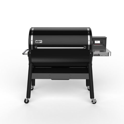 Weber Smokefire EX6 GBS Holzpelletgrill-Black