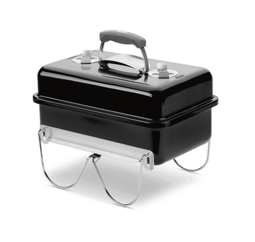 Weber Go Anywhere – Holzkohlegrill - Black