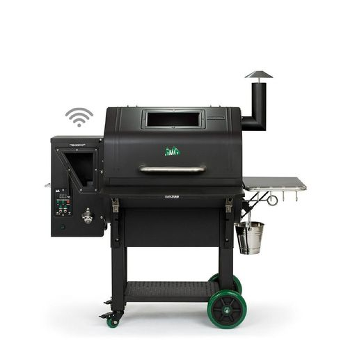 GMG Holzpelletgrill Daniel Boone Prime Plus WIFI - Black