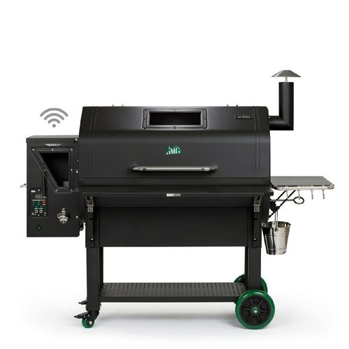 GMG Holzpelletgrill Jim Bowie Prime Plus WIFI - Black