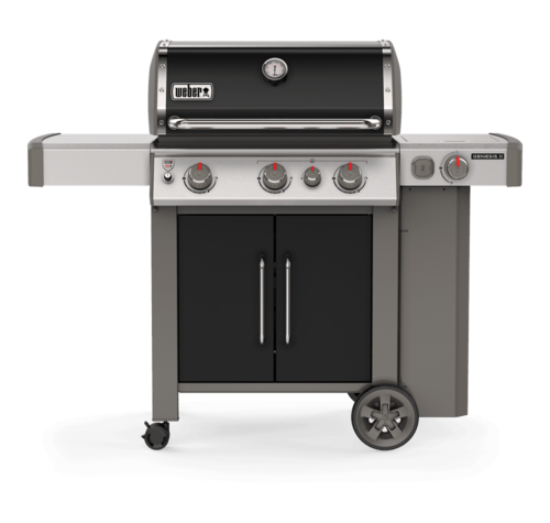 Weber Genesis II EP-335 GBS – Gasgrill - Black - Lagermodell