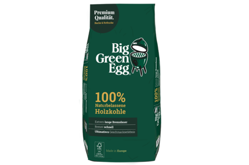 Big Green Egg Bio-Holzkohle - Europa - 4.5 kg