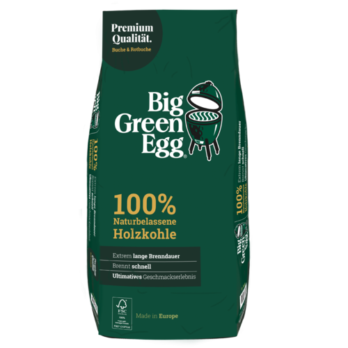 Big Green Egg Bio-Holzkohle - Europa - 9 kg