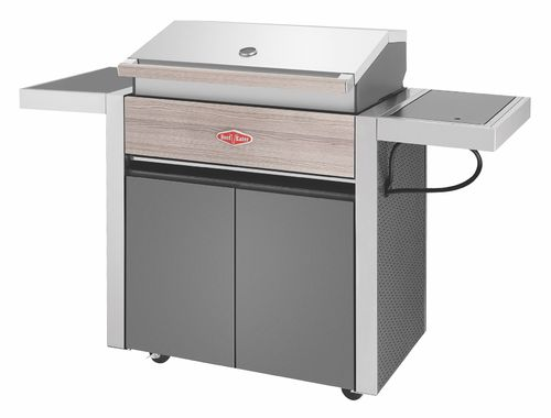 Beefeater Trolley-Gasgrill 1500 S, 4 Brenner plus Seitenbrenner
